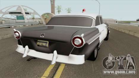 Smith 200 Italian Police para GTA San Andreas