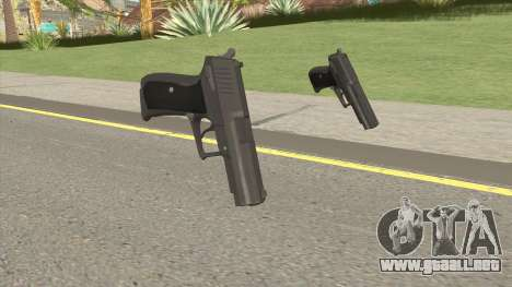 Binary Domain - Pistol P226 para GTA San Andreas