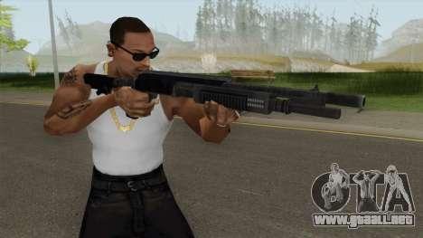 XY7-T Shotgun para GTA San Andreas