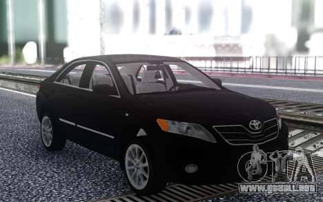 Toyota Camry V45 para GTA San Andreas