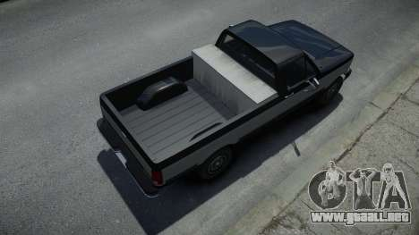 Vapid Sadler Retro Pick-Up Truck v1.2 para GTA 4