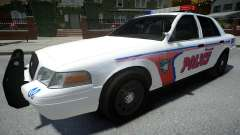 Ford Crown Victoria Woodville Police 2011
