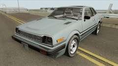 Honda Prelude 1.8l 1980 (US-Spec) para GTA San Andreas