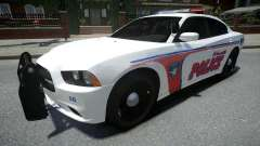 Dodge Charger Woodville Police 2014