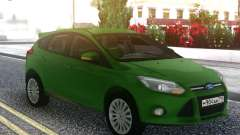 Ford Focus 3 Hatchback para GTA San Andreas