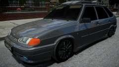 Hatchback VAZ 2114 para GTA 4