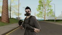 Male Random Skin From GTA V Online para GTA San Andreas