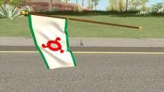 Ingushetia Flag para GTA San Andreas