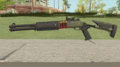 Battle Carnival M1014 para GTA San Andreas