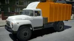 ZIL 431410 Camión de la Basura para GTA 4
