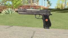 Samurai Edge Barry Model para GTA San Andreas
