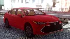 Toyota Avalon 2019 para GTA San Andreas