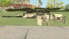 CS-GO SCAR-20 (Palm Skin) para GTA San Andreas