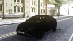 Lada Vesta Stock Sedan para GTA San Andreas