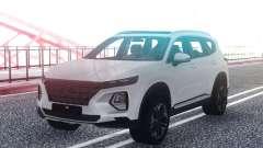 Hyundai Santa Fe 2019 para GTA San Andreas