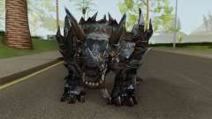 Transformers Slug AOE V2 para GTA San Andreas