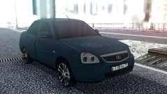 VAZ 2170 Faro Roto para GTA San Andreas