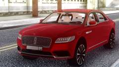 Lincoln Continental FIX para GTA San Andreas