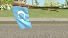Flag Of East Turkestan para GTA San Andreas