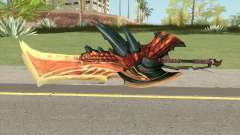 Monster Hunter Weapon V2 para GTA San Andreas