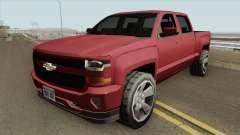 Chevrolet Silverado 2017 (SA Style) para GTA San Andreas