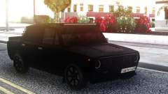 VAZ 2101 Black Glass para GTA San Andreas