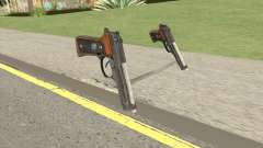 Samurai Edge Standard Model para GTA San Andreas