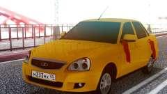 VAZ 2170 Herido para GTA San Andreas