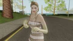 Female Random Skin 2 From GTA V Online para GTA San Andreas