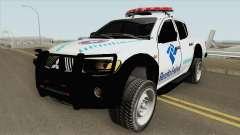 Mitsubishi L200 Receita Federal para GTA San Andreas