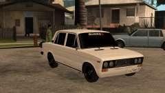 VAZ 2106 BPAN Clásico para GTA San Andreas
