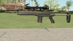 GDCW M14-EBR para GTA San Andreas