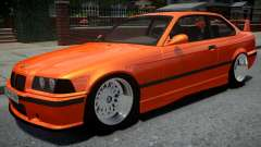 BMW M3 E36 Orange para GTA 4