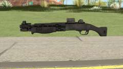 Binary Domain - HIG-S8 Shotgun para GTA San Andreas