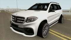 Mercedes-Benz GLS63 AMG para GTA San Andreas