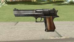 Desert Eagle Black GTA IV para GTA San Andreas