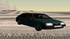 2109 Escorrentía Hatchback para GTA San Andreas