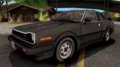 Honda Prelude 1.8l 1980 HQLM para GTA San Andreas