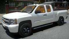 Chevrolet Silverado 1500 LT Extended