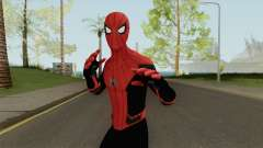 Spider Man Far From Home Skin para GTA San Andreas