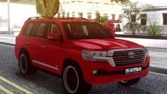 Toyota Land Cruiser 200 B7