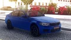 El BMW M5 F90 la Competencia para GTA San Andreas