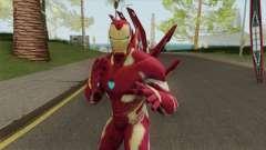 Iron Man Mark B Skin para GTA San Andreas
