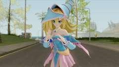 Dark Magician Girl (Jump Force) para GTA San Andreas