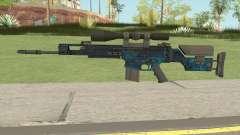 CS-GO SCAR-20 (Leak Skin) para GTA San Andreas