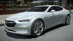 Buick Avista Concept 2016 HQ