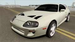 Toyota Supra Mk IV Fully Tunable FNF Style 1994 para GTA San Andreas