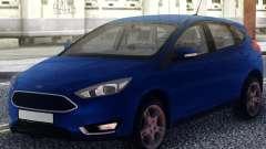 Ford Focus 3 Original para GTA San Andreas