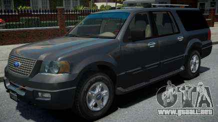 Ford Expedition EL 2006 para GTA 4