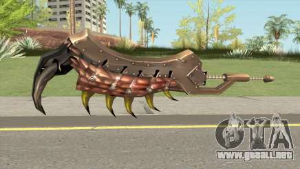 Monster Hunter Weapon V5 para GTA San Andreas